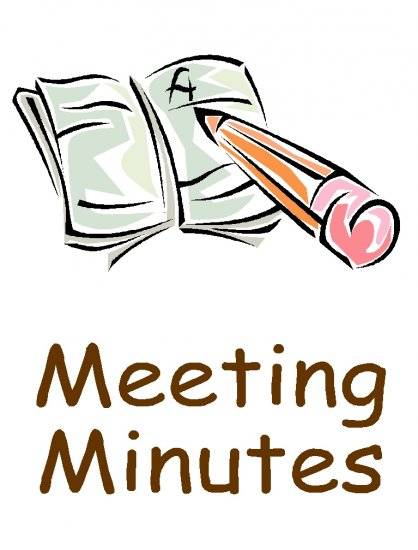 Meeting Minutes Picture