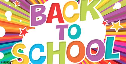 Image result for welcome back school webpages